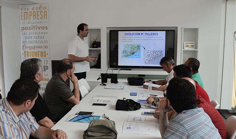 """Entrevista a José Antonio Morón: """"El nuevo taller de aluminio permite fabricar ventanas con valor añadido"""""""