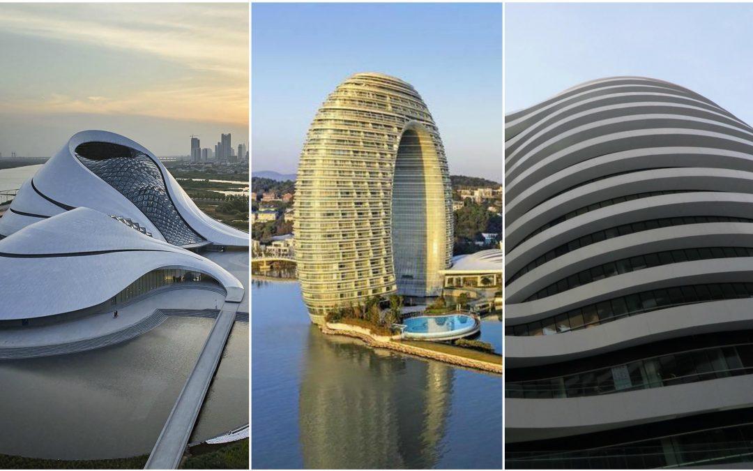 Estructuras metálicas en arquitectura contemporánea (Parte II)